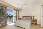 Master Bedroom - Waterviews