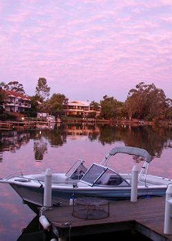 Portside Noosa Accommodation moor your boat