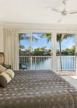 Portside Noosa Accommodation Waterfront Views